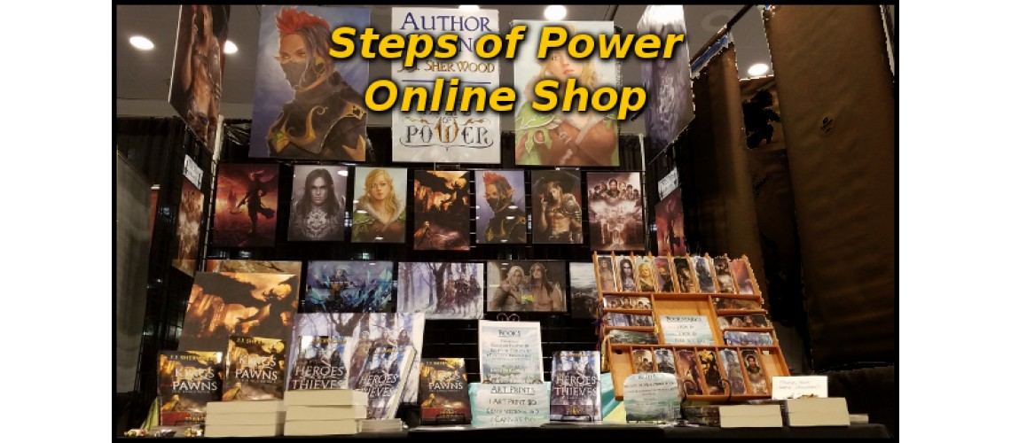 Steps of Power Online Shop
