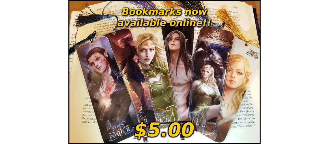 Bookmarks Available