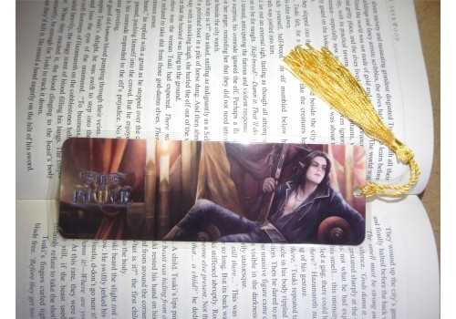 Darcarus Throne bookmark