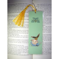 Eldeaus Chibi bookmark