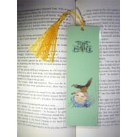 Eldeaus Chibi bookmark