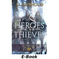"""Heroes or Thieves"" (Book 2) E-book"