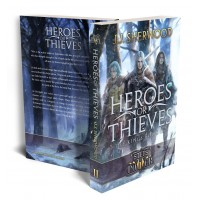 """Heroes or Thieves"" (Book 2) Paperback"