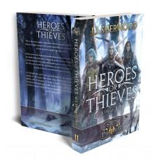 """Heroes or Thieves"" (Book 2) Paperback"