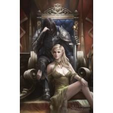 Ilsevel Throne Art Print