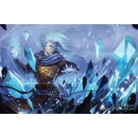 Jikun Ice Mage Art Print
