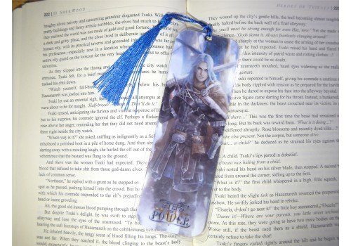 Jikun bookmark - Heroes or Thieves
