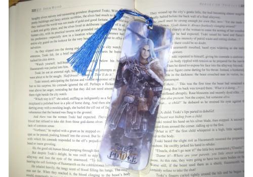 Jikun bookmark - Heroes or Thieves