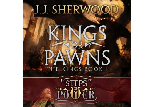 """""""Kings or Pawns"""" (Book 1) Audiobook - digital"""