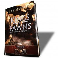 """Kings or Pawns"" (Book 1) hardback"