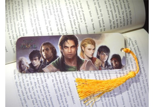 Legends bookmark